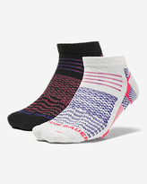 Eddie Bauer Women's Active Pro CoolMax® Low Profile Socks - 2 Pack