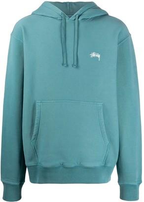 Stussy Oversized Hooded Sweatshirt