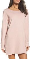 Monrow Women's Sweatshirt Dress