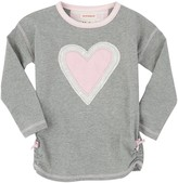 Hatley Metallic Hearts Graphic Tee (Toddler, Little Girls, & Big Girls)