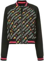 The Upside Sport bomber jacket