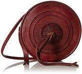 Frye Layla Concho Circle Cross-Body Bag