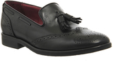 Poste Cashes Brogue Tassel Loafers