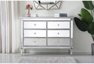 Prestige Sparks 6 Drawers Double Dresser