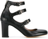 Tabitha Simmons Ginger pumps - women - Calf Leather/Leather - 39.5