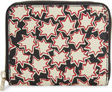 Whistles Abstract star leather wallet