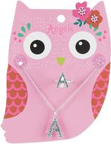 Accessorize Ellen Owl A Jewellery Set