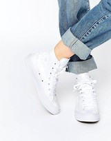Converse Chuck Taylor Reflective Ox II White High Top Sneakers