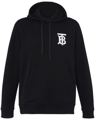 Burberry Monogram Motif Cotton Sweatshirt