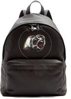 Givenchy Screaming Monkey-print nylon backpack