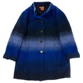 Tory Burch Blue Synthetic Coat