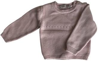Stella McCartney Stella Mc Cartney Kids Pink Cotton Knitwear