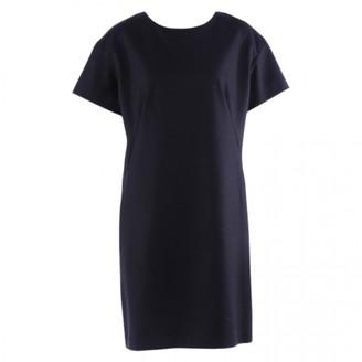 Proenza Schouler Blue Wool Dresses