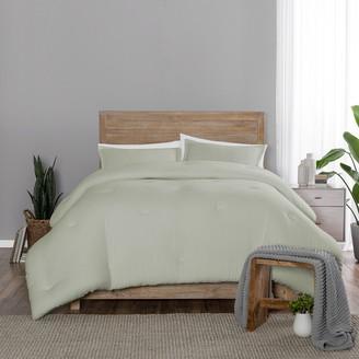 Vue Lark Solid Comforter set
