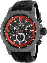 Invicta TI-22 Mens Black and Titanium Watch 20452