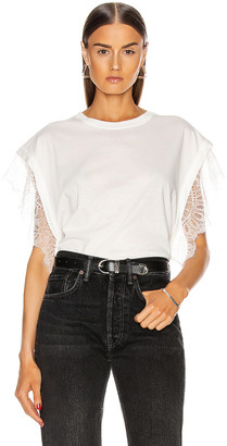 IRO Dunes Top in White | FWRD
