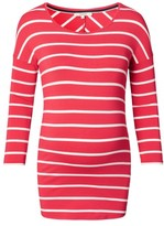 Noppies Women's Lila Stripe Maternity Tee