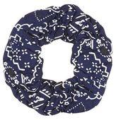 Bandana scrunchies