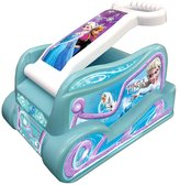 Frozen Winter Magic Roll N Go Wagon Ride On