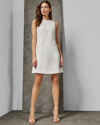 Ted Baker SIEERA Lace detail tunic dress