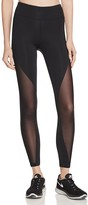 Koral Lucent Sheer-Inset Leggings