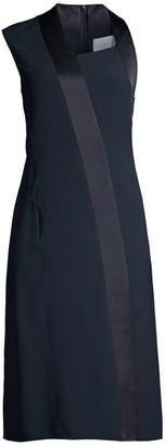BOSS Danelava Modern Cocktail Sheath Dress