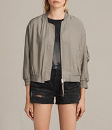 AllSaints Angie Light Bomber Jacket