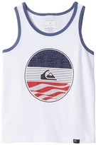 Quiksilver Block Party Tank Top Boy's Sleeveless