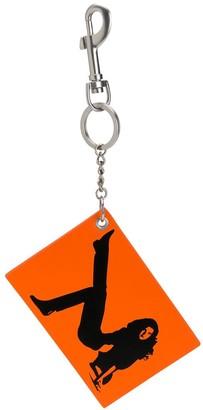 Calvin Klein Jeans Est. 1978 Icon keychain