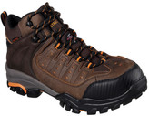 Skechers Men's Delleker Lakehead Steel Toe Boot