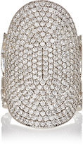Sara Weinstock Women's Saddle Shield Ring
