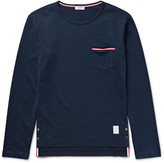 Thom Browne - Cotton-jersey T-shirt