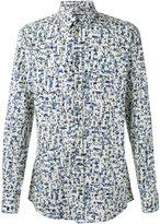 Dolce & Gabbana printed shirt - men - Cotton - 39
