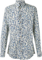 Dolce & Gabbana printed shirt - men - Cotton - 40