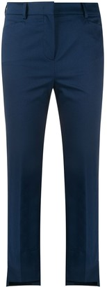 Incotex Asymmetric Hem Trousers