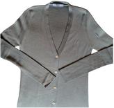 Prada Blue Cashmere Knitwear
