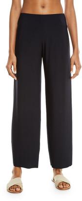 Magicsuit Cabana Jersey Straight-Leg Coverup Pants