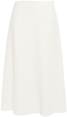 Theory Woven Midi Skirt