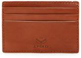 J.fold J-Fold Roadster Flat Stash Leather Card Case