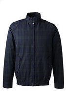 Classic Men's Barracuda Jacket-Bright Blue Plaid