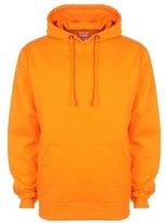 FDM Unisex Plain Original Hooded Sweatshirt / Hoodie (300 GSM) (XL)