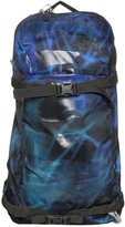 The North Face Slackpack 20 Backpack Asphalt Grey/fiery Red