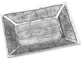 Wilton Armetale Wild Wood Large Rectangular Tray