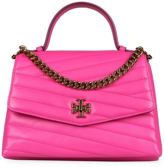 Tory Burch Kira Quilted Leather Handbag
