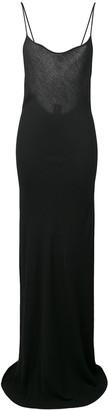 Ann Demeulemeester long slip dress