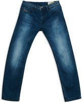 Diesel Boys' Waykee Straight Stretch Jeans - Sizes 4-16