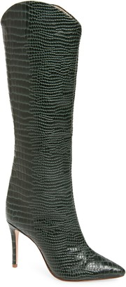 Maryana Pointy Toe Boot by Schutz, available on shopstyle.com for $290 Gigi Hadid Shoes Exact Product