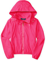 Ralph Lauren 7-16 Hooded Windbreaker
