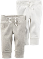 Carter's Baby Boys' or Baby Girls' 2-Pack Drawstring Pants