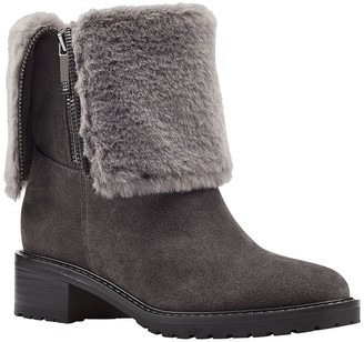 Bandolino Cassy Faux Fur Lined Boot